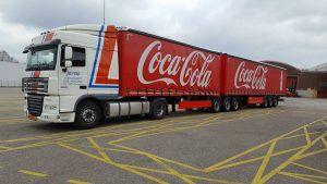 NAP vrachtwagen met Langere en Zwaardere Vrachtautocombinatie